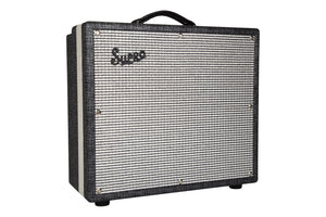 "Supro Statesman 2-Channel 50-Watt 1X12"" Tube Combo 1699R"