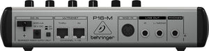 Behringer Powerplay P16-M - 16-channel Digital Personal Mixer - The Guitar World