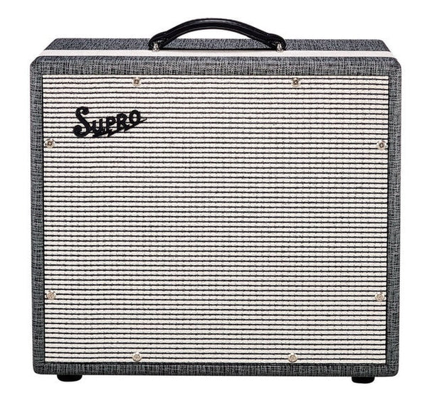 Supro Black Magick 1x15 Extension Cabinet 1791 - The Guitar World