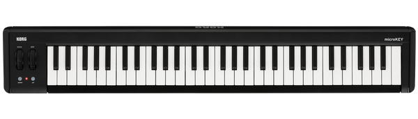 Korg MICROKEY2-61 Key Compact MIDI Controller - The Guitar World
