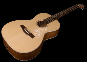 SEAGULL ENTOURAGE GRAND NATURAL ALMOND 046515 - The Guitar World