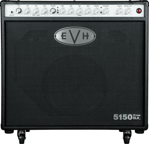 EVH 5150III 1 x 12 50 Watt Combo Amp in Black