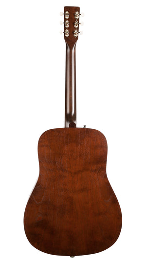 Art & Lutherie Americana Dreadnought Acoustic Guitar in Bourbon Burst 045600