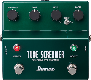 Ibanez Tube Screamer TS808DX - The Guitar World