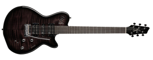 GODIN xtSA IN TRANS BLACK FLAME