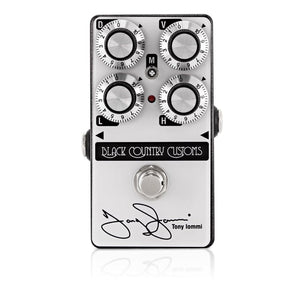 Laney / Black Country Customs TI-Boost Tony Iommi Signature Boost Effects Pedal - The Guitar World