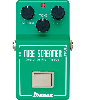Ibanez Tube Screamer TS808 pedal - The Guitar World