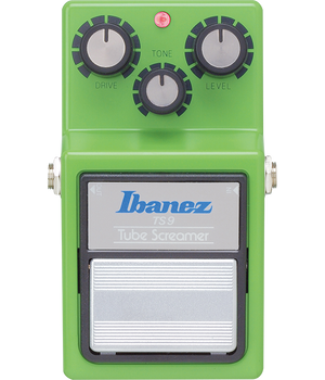Ibanez Tube Screamer TS9 Pedal - The Guitar World
