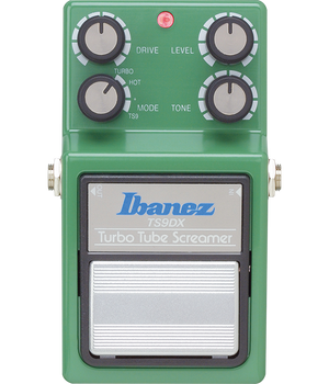 Ibanez Turbo Tube Screamer TS9DX pedal - The Guitar World