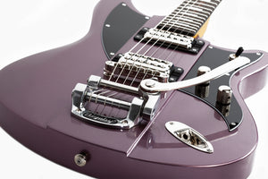 Schecter Spitfire Electric Guitar, Purple Haze 299-SHC