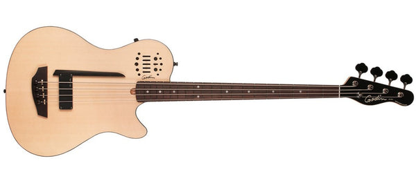 Godin A4 Bass ULTRA in Natural SG Fretted RN SA 033652