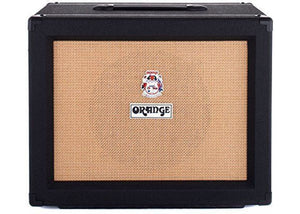 Orange 1 x 12 Speaker Cabinet - Black PPC112-BK - The Guitar World