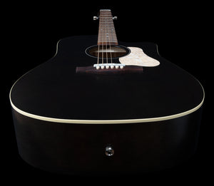 Art & Lutherie Americana Faded Black CW QIT RH Guitar 042463