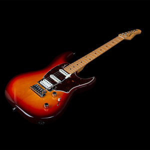Godin Session LTD in Cherry Burst HG MN 047680