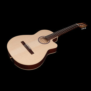 Godin Arena CW QIT 6 String RH Classical Acoustic Electric Guitar 049585