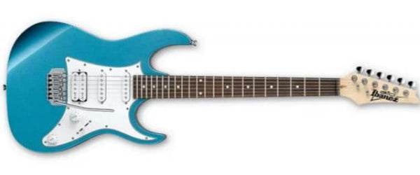 IBANEZ GIO 6 STRING ELECTRIC IN METALLIC LIGHT BLUE - The Guitar World
