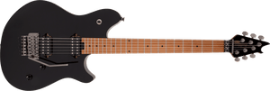 EVH Wolfgang WG Standard, Baked Maple Fingerboard in Gloss Black