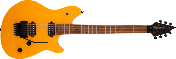 EVH Wolfgang WG Standard, Baked Maple Fingerboard in Taxi Cab Yellow
