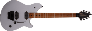 EVH Wolfgang WG Standard, Baked Maple Fingerboard in Quicksilver