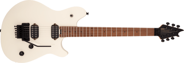 EVH Wolfgang WG Standard, Baked Maple Fingerboard in Cream White