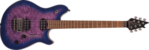 EVH Wolfgang WG Standard QM, Baked Maple Fingerboard in Northern Lights