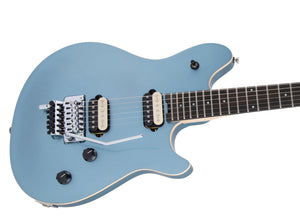 EVH Wolfgang Special, Ebony Fingerboard in Ice Blue Metallic
