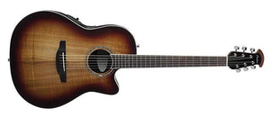 Ovation Celebrity Plus Super Shallow Koa Burst CS28P-KOAB - The Guitar World