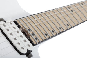 Schecter Keith Merrow KM-6 Mk-III Hybrid Electric Guitar in Snowblind 838-SHC - The Guitar World
