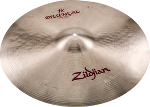 "Zildjian 22"" FX Oriental Crash Of Doom A0623 - The Guitar World"