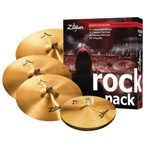 Zildjian ROCK MUSIC PACK A0801R - The Guitar World