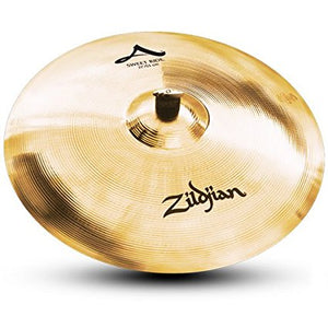 "Zildjian A Series 21"" Sweet Ride Cymbal, Brilliant A20079 - The Guitar World"