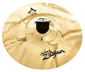 "Zildjian A Custom 10"" Splash Cymbal A20542 - The Guitar World"