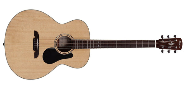 ALVAREZ ARTIST ABT60 ARTIST 60 SERIES BARITONE IN NATURAL GLOSS FINISH - The Guitar World