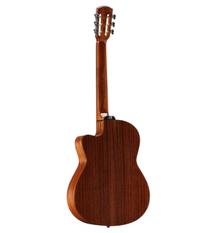 ALVAREZ ARTIST AC65HCE ARTIST 65 SERIES CLASSICAL HYBRID ELECTRIC IN NATURAL GLOSS FINISH