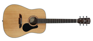 Alvarez AD30 ARTIST 30 SERIES DREADNOUGHT IN NATURAL SATIN FINISHC