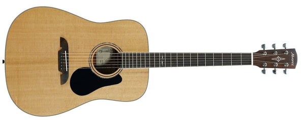 ALVAREZ ARTIST AD60 ARTIST 60 SERIES DREADNOUGHT IN  NATURAL GLOSS FINISH