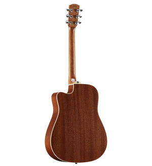 ALVAREZ ARTIST AD60CE ARTIST 60 SERIES DREADNOUGHT ELECTRIC, NATURAL GLOSS FINISH - The Guitar World