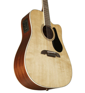 ALVAREZ ARTIST AD60CE ARTIST 60 SERIES DREADNOUGHT ELECTRIC, NATURAL GLOSS FINISH
