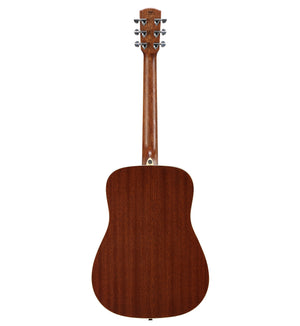 ALVAREZ ARTIST AD60L ARTIST 60 SERIES DEADNOUGHT LEFT-HANDED, NATURAL GLOSS FINISH - The Guitar World
