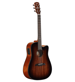 ALVAREZ ARTIST AD66CESHB ARTIST 66 SERIES DREADNOUGHT ELECTRIC, SHADOWBURST GLOSS FINISH - The Guitar World