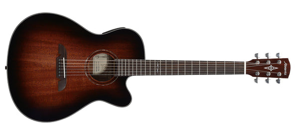 ALVAREZ ARTIST AF66CESHB ARTIST 66 SERIES FOLK ELECTRIC, SHADOWBURST GLOSS FINISH