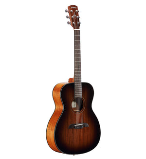 ALVAREZ ARTIST AF66SHB ARTIST 66 SERIES FOLK, SHADOWBURST GLOSS FINISH - The Guitar World