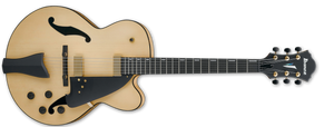 Ibanez AFC Contemporary Archtop Guitar IN Natural Flat AFC95-NTF - The Guitar World