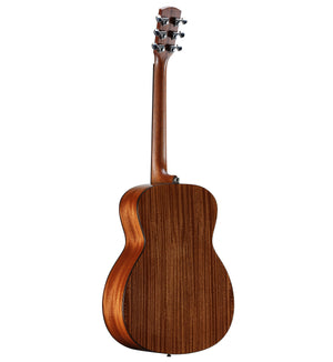 ALVAREZ ARTIST AG60AR GRAND AUDITORIUM ACOUSTIC W/BEVEL EDGE ARMREST IN NATURAL GLOSS FINISH - The Guitar World