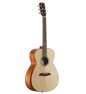 ALVAREZ ARTIST AG60AR GRAND AUDITORIUM ACOUSTIC W/BEVEL EDGE ARMREST IN NATURAL GLOSS FINISH