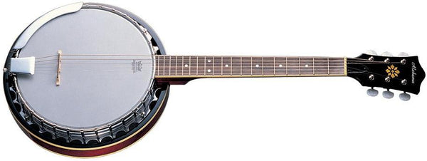 Alabama 6 String Banjo ALB36 - The Guitar World