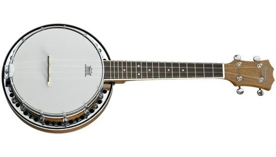 Alabama 4 String Ukulele Banjo ALB60UB2 - The Guitar World