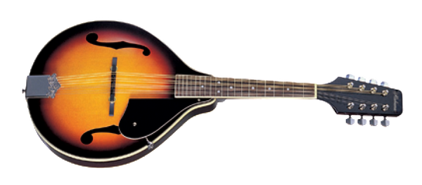 Alabama Tobacco Sunburst Mandolin ALM15 - The Guitar World