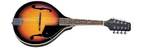 Alabama Style A Mandolin in Tobacco Sunburst ALM20 - The Guitar World