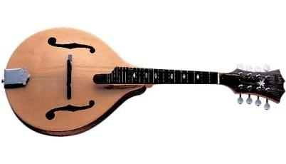Alabama A-Style Mandolin ALM30S - The Guitar World